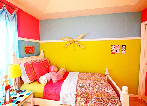Stunning Chambre Enfant Coloree Images - Design Trends 2017 ...
