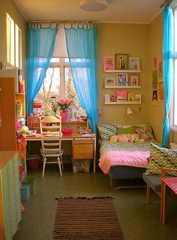 idées déco de chambres pour enfants, hommes et femmes