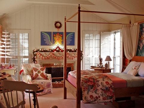 Dcoration Chambre Pour Noel
