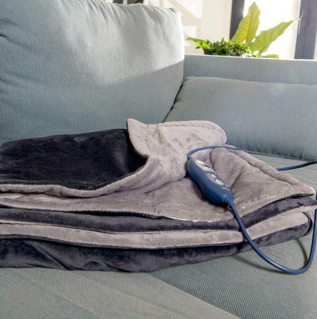 Coussin électrique chauffant