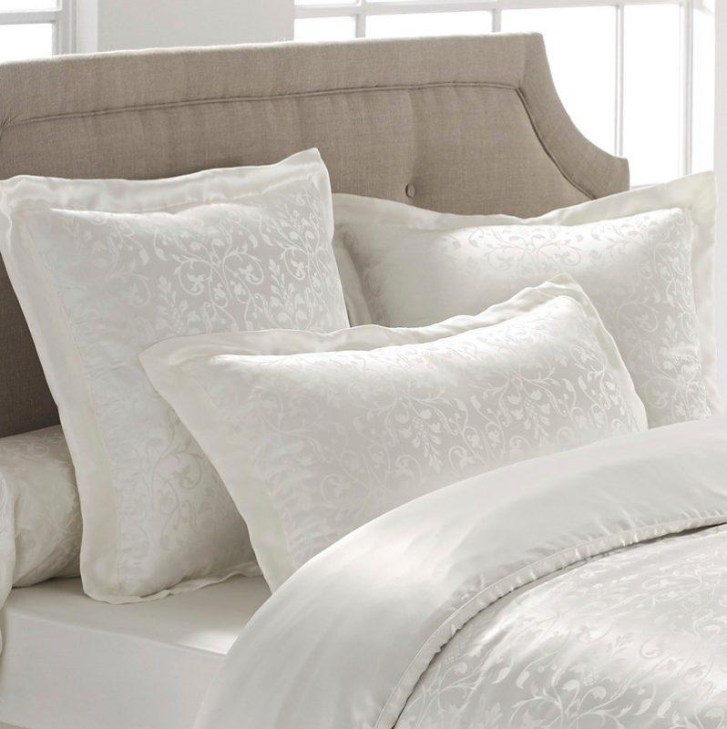 taie d'oreiller en soie : sleep 'n beauty de climson pour bien dormir