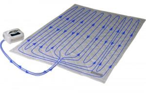 Le circuit d'eau du matelas climatiseur chauffant Climsom