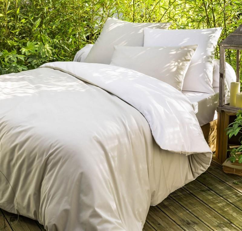 linge de lit bio housse de couette en coton bio de. Black Bedroom Furniture Sets. Home Design Ideas